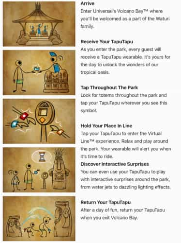 TapuTapu instruction