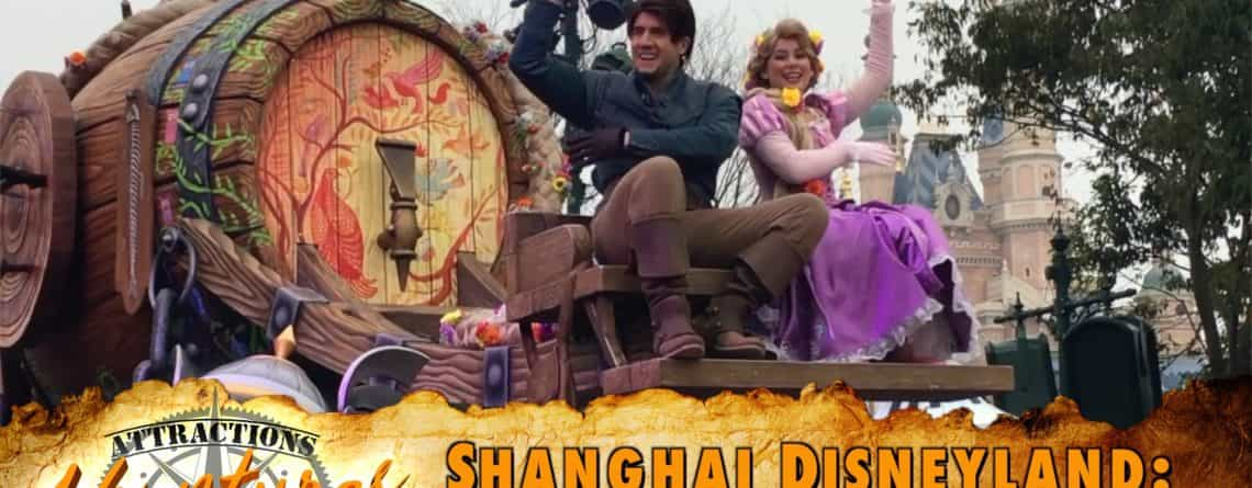 Attractions Adventures – 'Shanghai Disneyland: Day Two' – Feb. 24, 2017