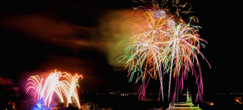 'Celebration at the Top' California Grill fireworks parties start February 26