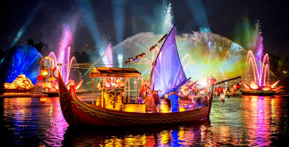 Rivers of Light officially opens