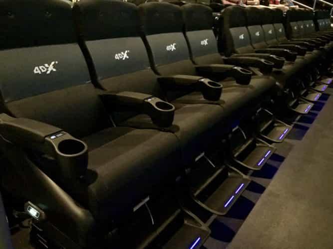 4dx seats