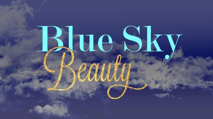 Blue Sky Beauty logo