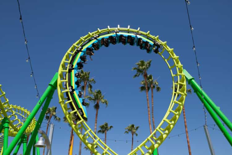 Knott's Berry Farm Boomerang closing