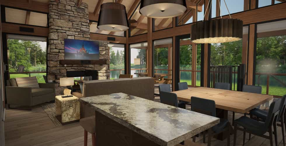 Disney Vacation Club Starts Sales Of Copper Creek Villas