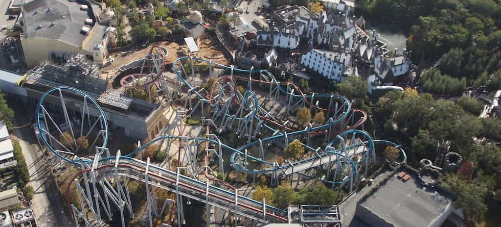 The Rumor Queue: Goodbye Dragon Challenge? What's next for The Wizarding World of Harry Potter