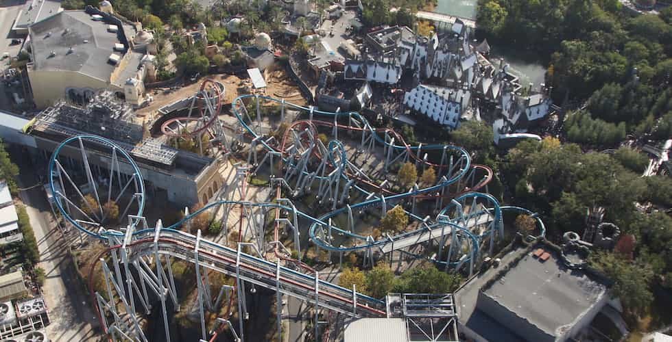 Could Dragon Challenge be on its way out for a new Wizarding World attraction?