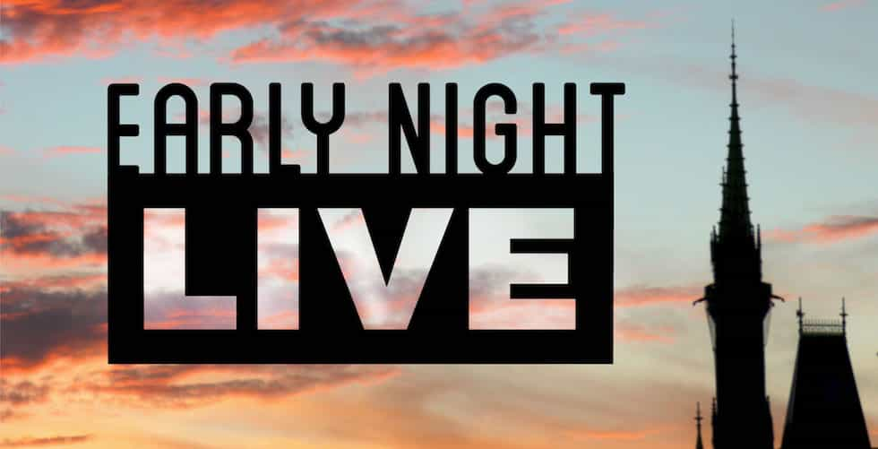 Early Night Live show logo