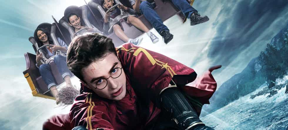 Universal Studios Hollywood upgrades its Harry Potter and the Forbidden Journey ride with 120 frames-per-second projections