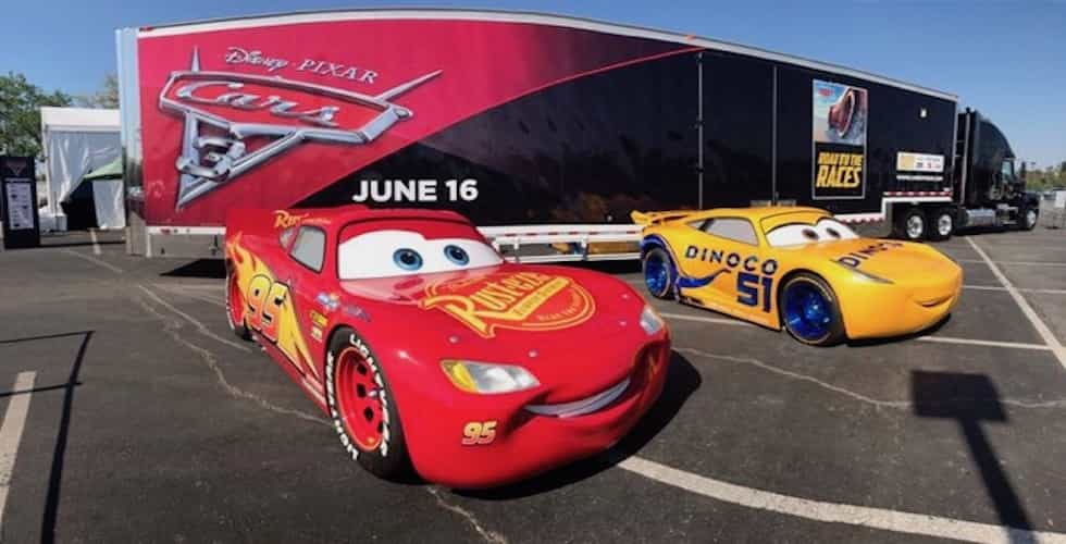 Disney S Cars To Hit The Road On National Tour To Celebrate