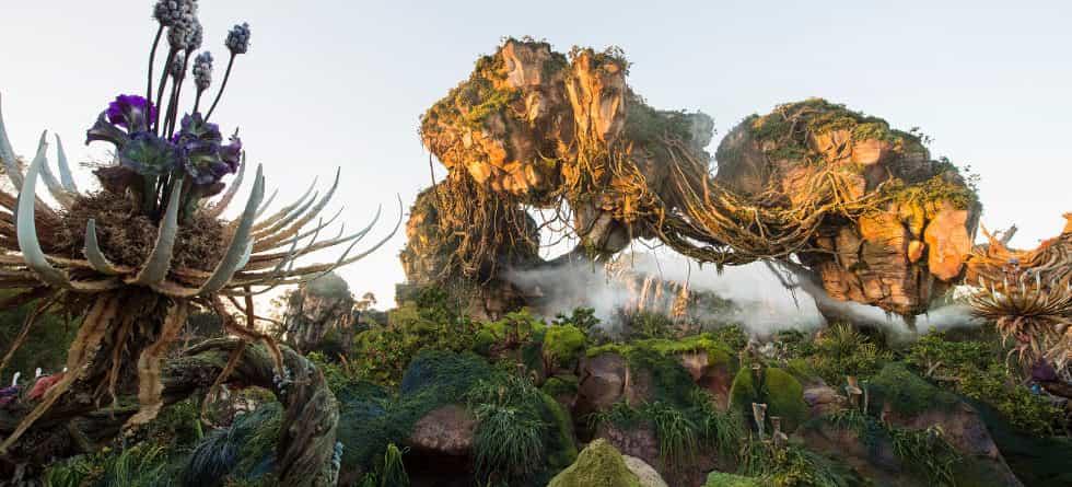 Pandora – the World of Avatar now open at Disney's Animal Kingdom