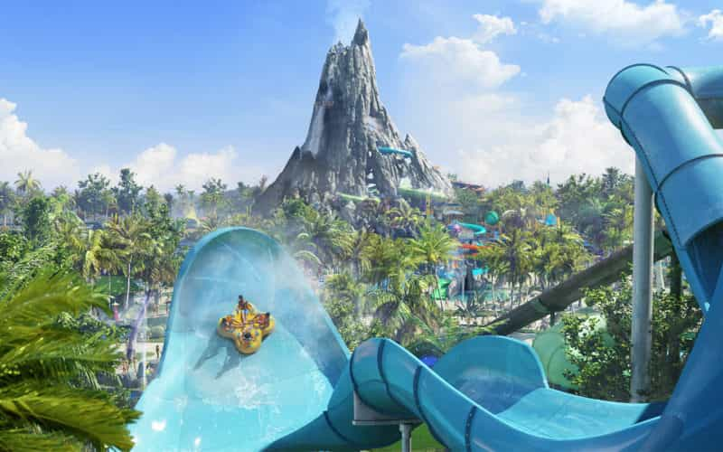 Volcano Bay tickets