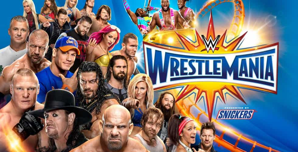 WrestleMania 33 Week