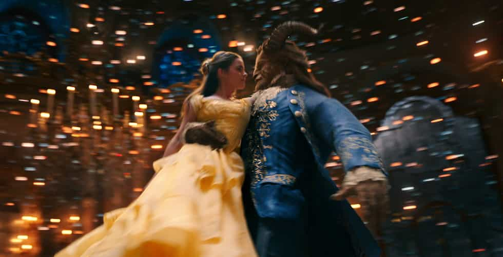 beauty and the beast film frame