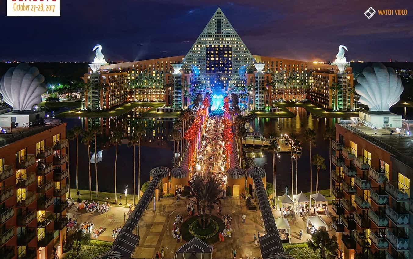 Disney Dolphin Hotel Restaurants
