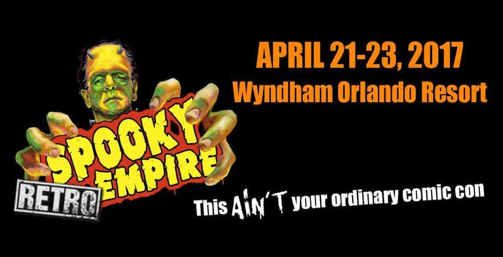 Spooky Empire Ralph Macchio