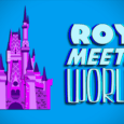 Roy Meets World logo