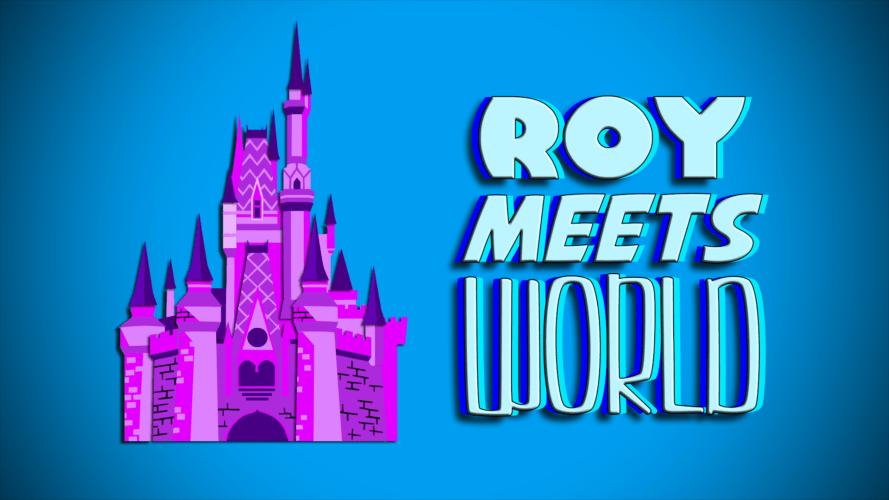 roy meets world