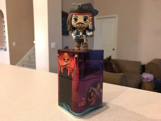 Disney Treasures Pirates Cove Mini Jack Sparrow