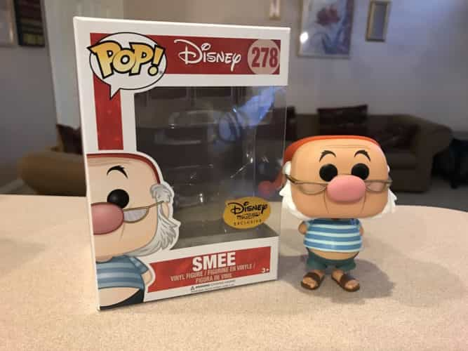 Disney Treasures Pirates Cove Smee Pop