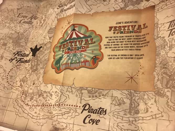 Disney Treasures Pirates Cove teaser