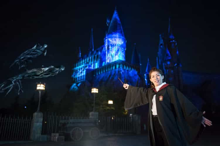 Expecto Patronum Night Show