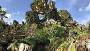 Pandora – the World of Avatar connects back to Earth with 'Connect to Protect' mobile game