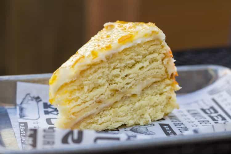 STORY 12 orange blossom cake