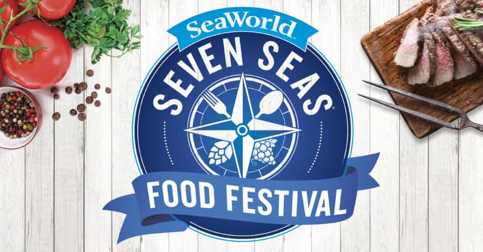 SeaWorld Seven Seas Food Festival Latin