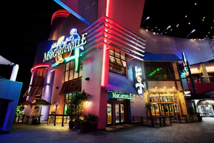 Universal Citywalk Hollywood Jimmy Buffett Margaritaville concert