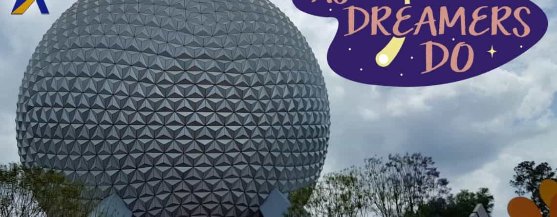 As Dreamers Do – 'Fancy in Future World – Dapper Day #2: Epcot' – May 24, 2017