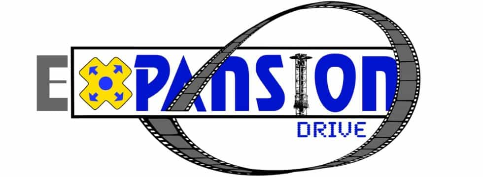 Expansion Drive podcast logo