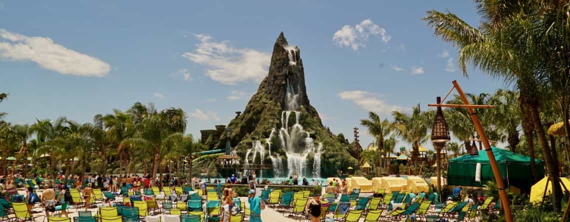 Volcano Bay water park now open at Universal Orlando Resort