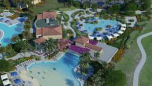 Omni Orlando Resort opens Orlando's first and only resort wave pool