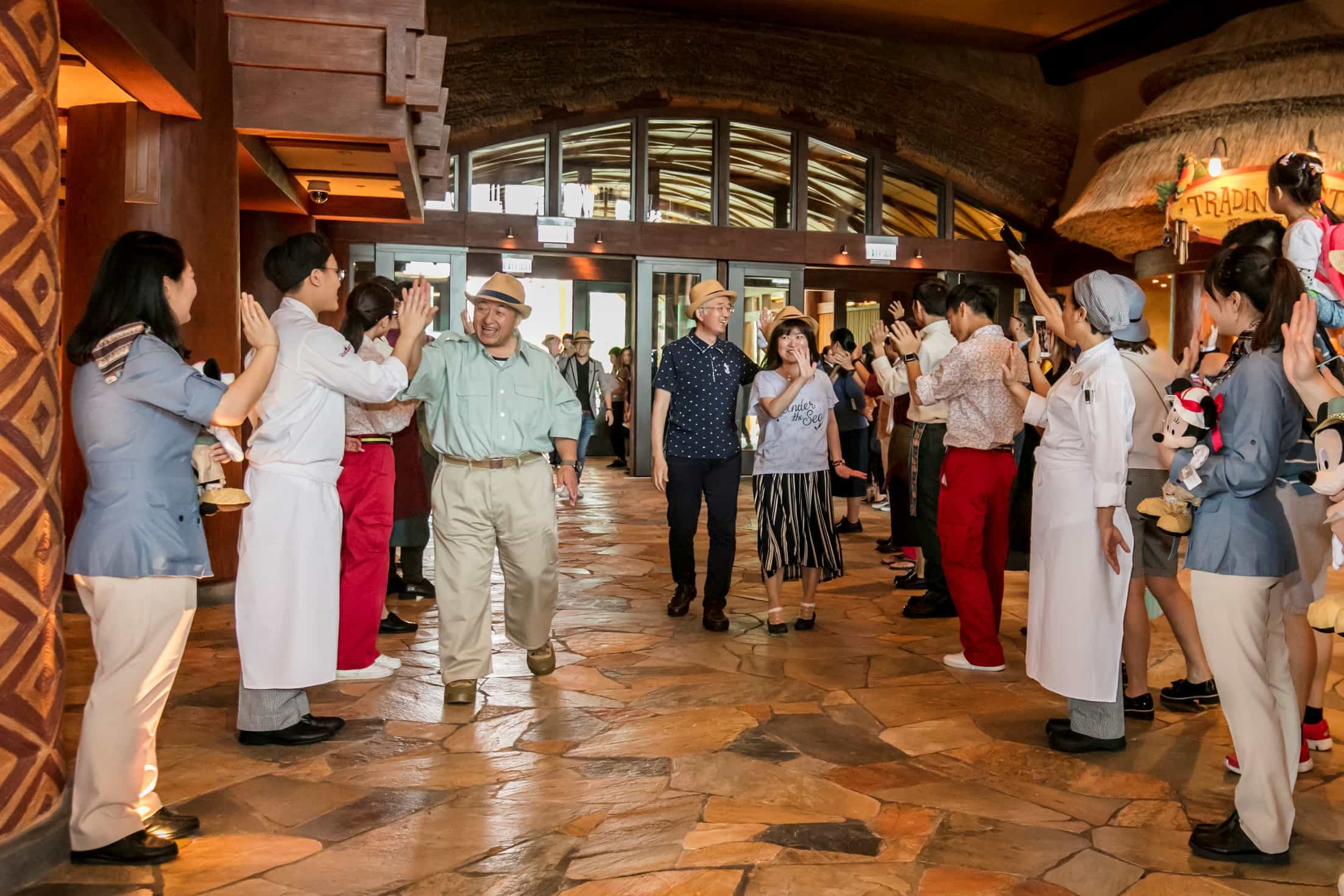 Disney Explorers Lodge now open at Hong Kong Disneyland