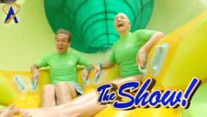 Attractions – The Show –  Universal's Volcano Bay Water Theme Park; latest news – May 25, 2017