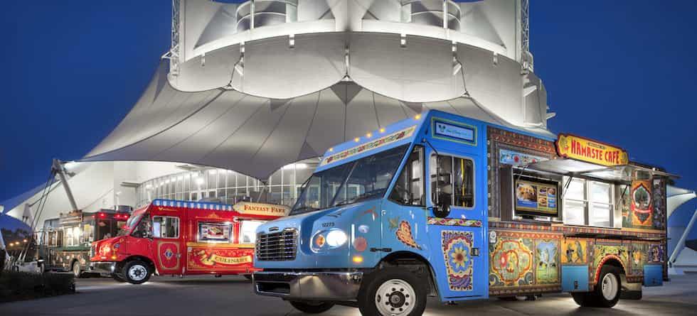 Disney Springs to bring Springs Street Eats Food Truck Rally this summer