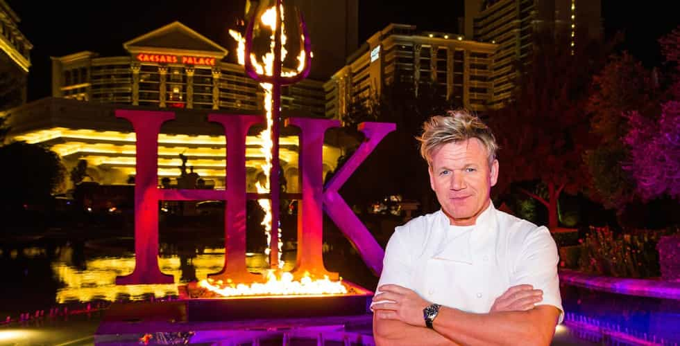 Hell's Kitchen restaurant
