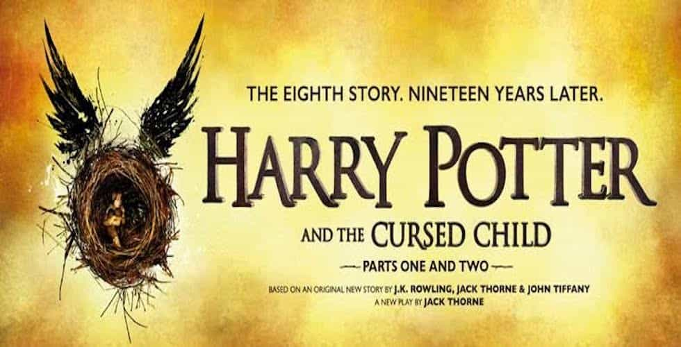 Police appeal for information after Harry Potter prequel is stolen