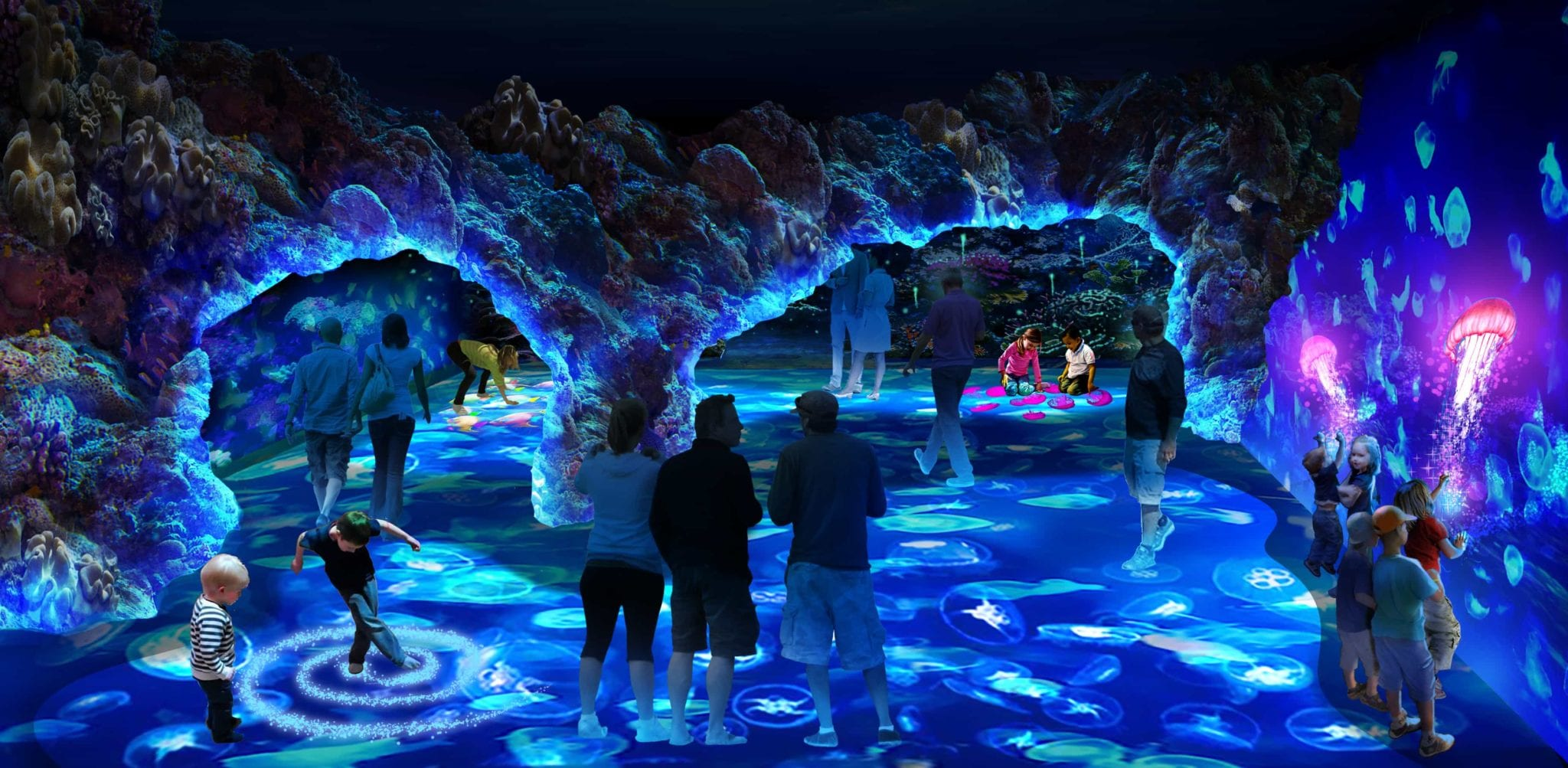 National Geographic Encounter Ocean Odyssey Attraction