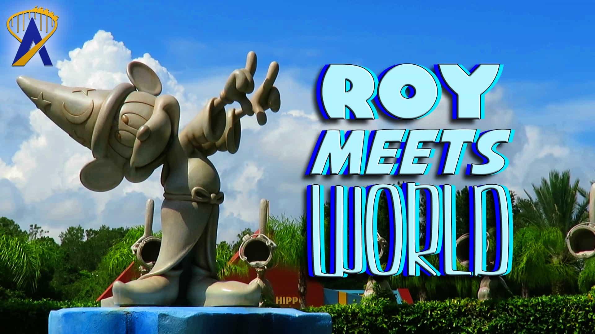 Roy Meets World 39 Mini Golfing At Fantasia Gardens 39