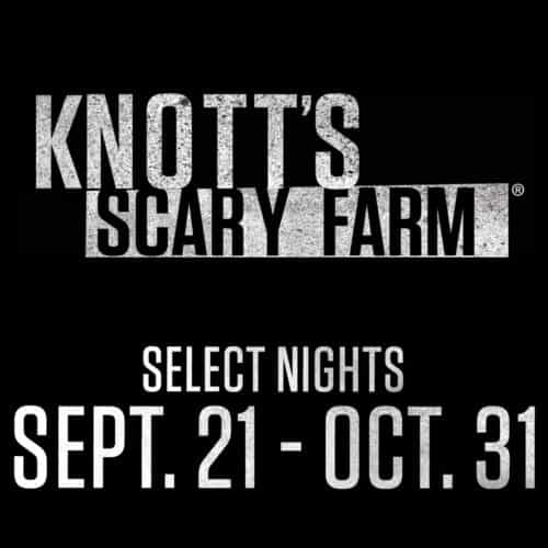 Knott's Scary Farm 2017