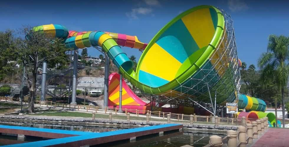 Six Flags Hurricane Harbor In Mexico Is Now Open