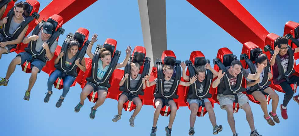 Six Flags adds five more parks to its US lineup
