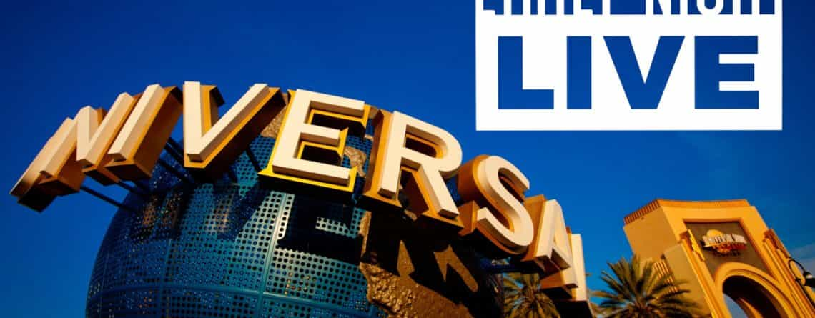 Join us for 'Early Night Live' at Universal Studios Florida