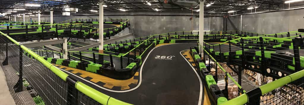 Andretti Indoor Karting And Games Now Open In Orlando