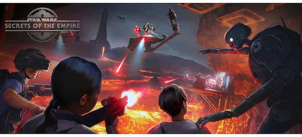 Star Wars VR to open in London alongside Disney Springs this December