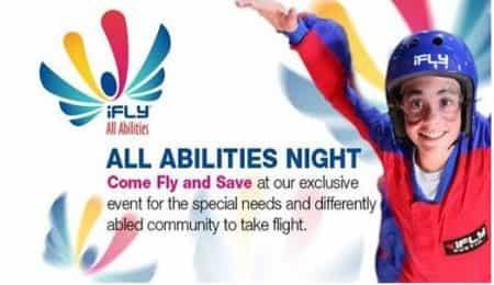 iFly Orlando All Abilities