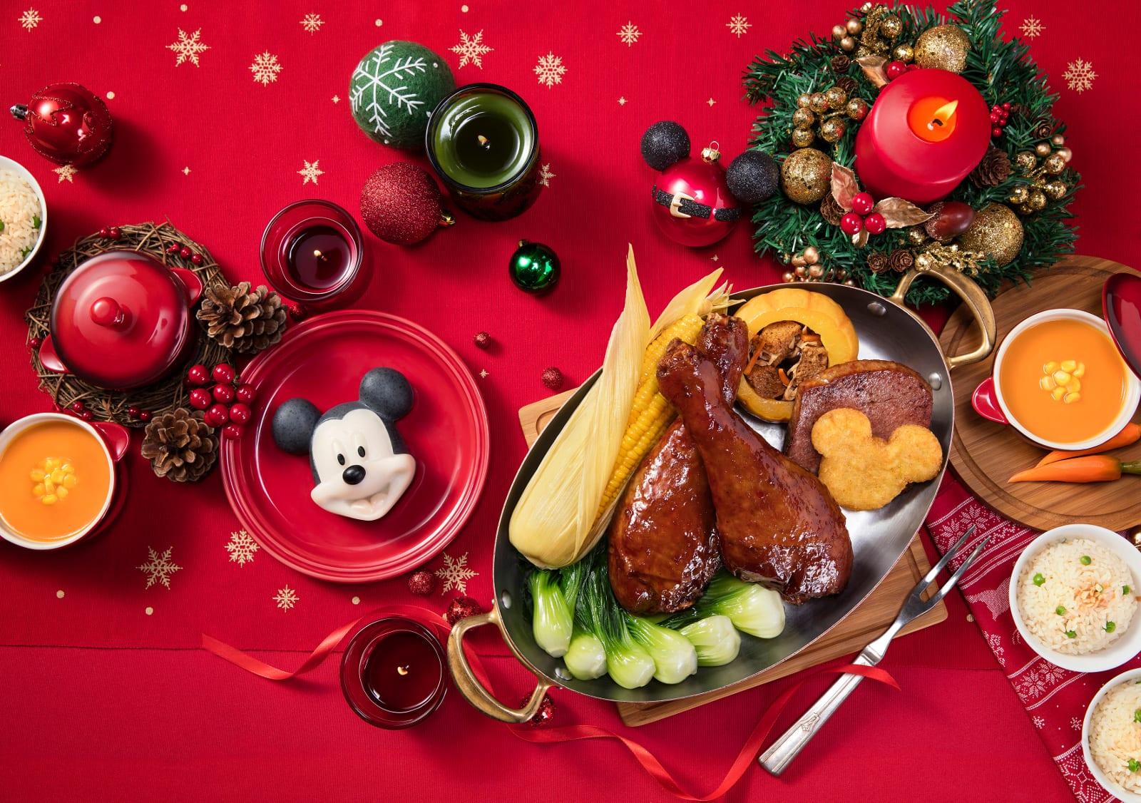 Shanghai Disney Christmas Celebration Starts Nov 27