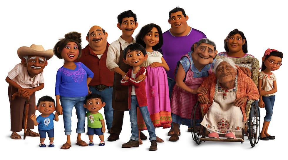 coco family