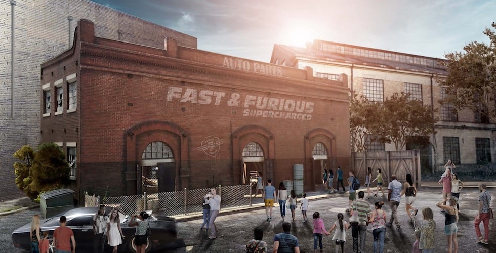 New Details Revealed for Universal Orlando's 'Fast & Furious - Supercharged' Ride